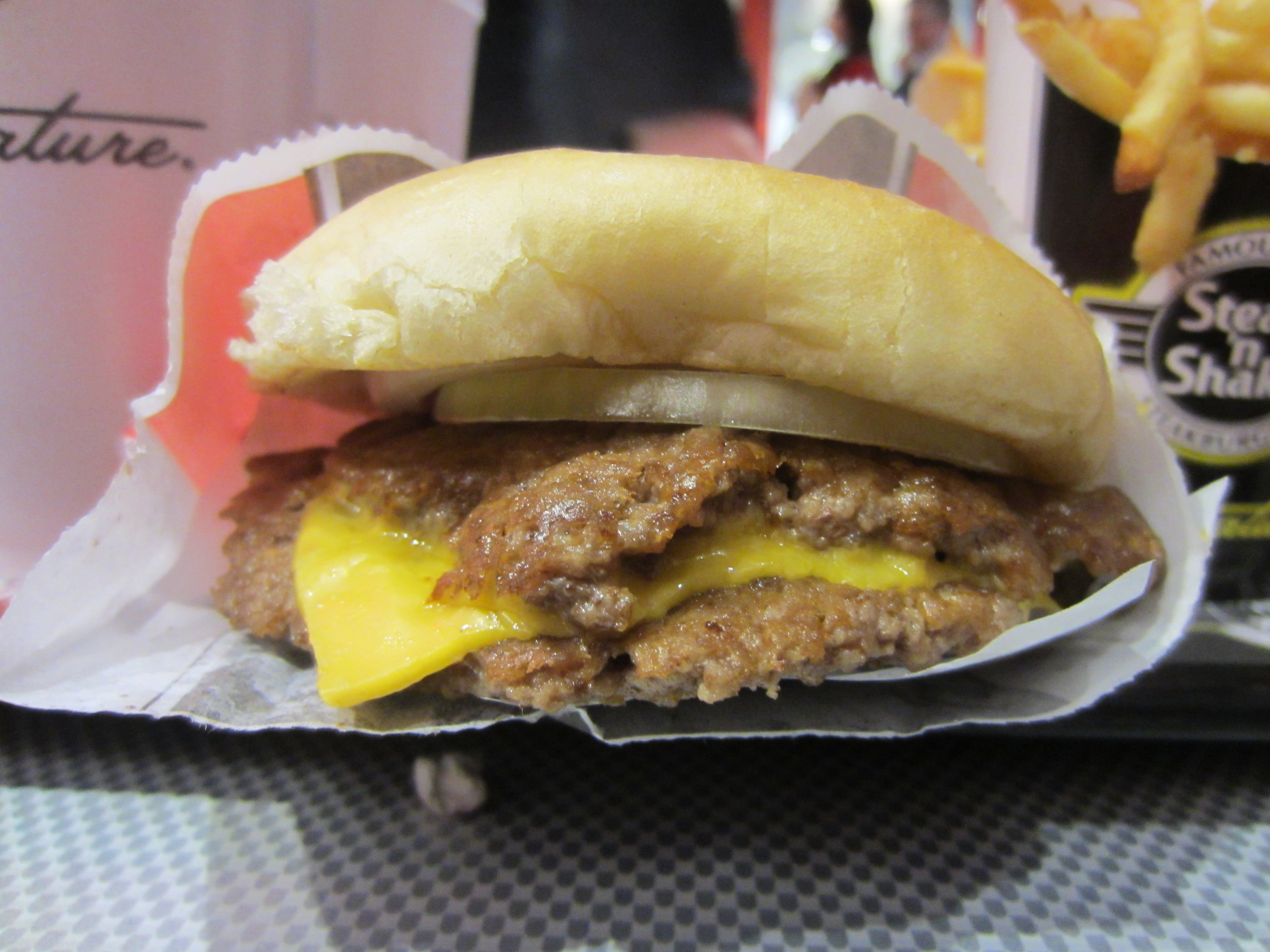 Steak N Shake Now In Nyc Burger Conquest