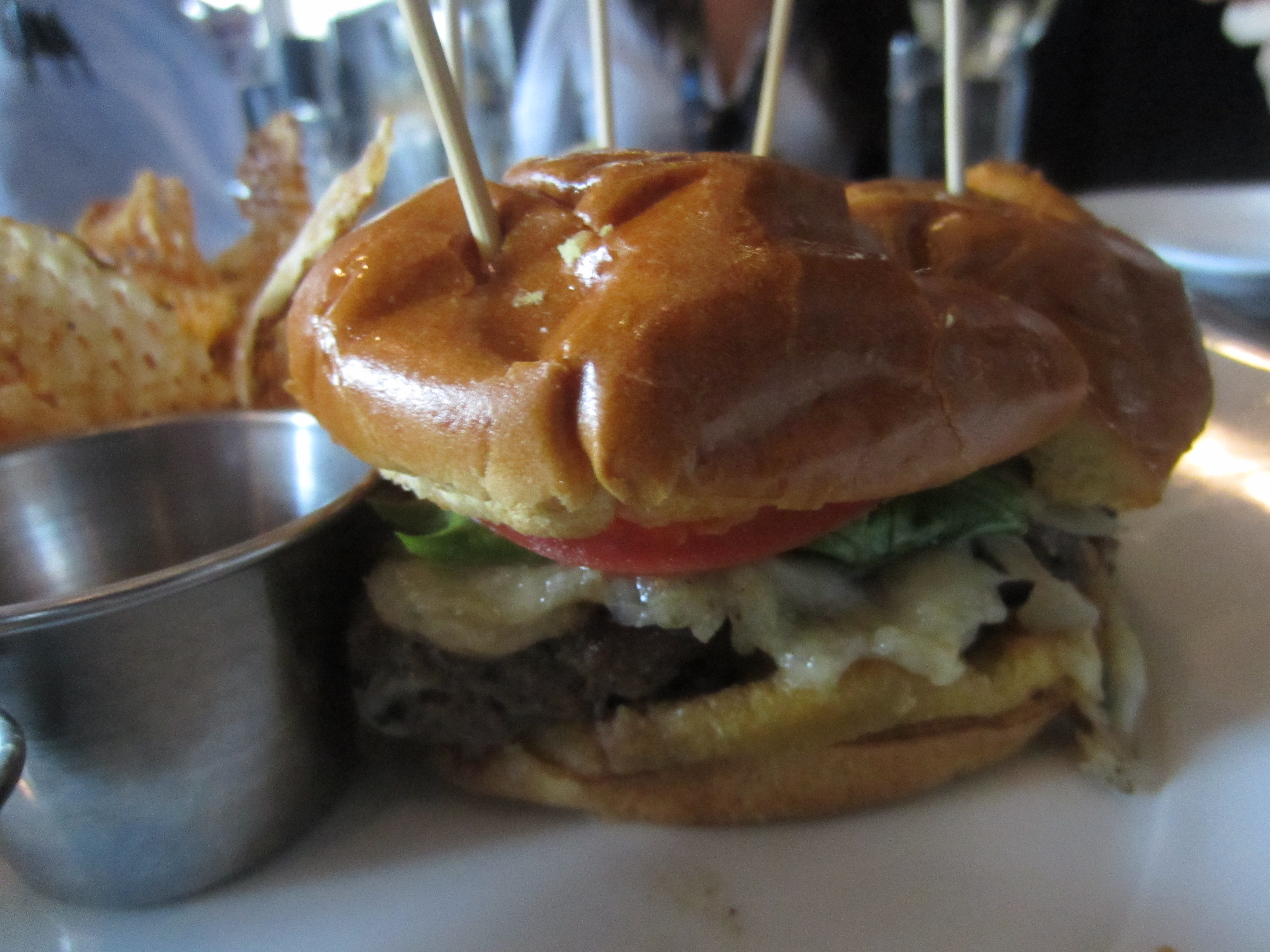 second bar kitchen one of the best meals in the world burger