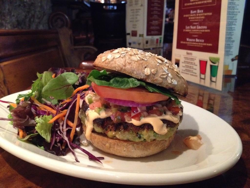House_of_Brews_Grilled_Salmon_Burger_NY_Burger_Week_2014_delivered_delivery