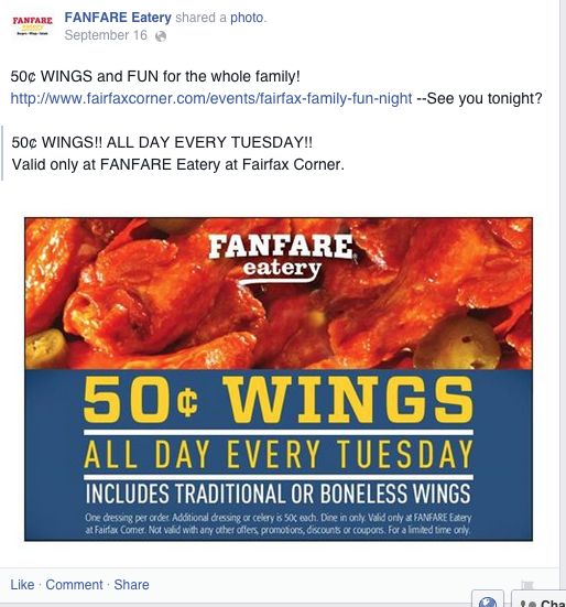 how_to_post_as_yourself_on_facebook_page_admin_fanfare_eatery_fairfax_virginia_06.48 PM