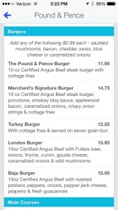 how_to_use_new_foursquare_to_search_for_restaurants_pound_and_pence_burger_conquest_nyc_financial_district_1320