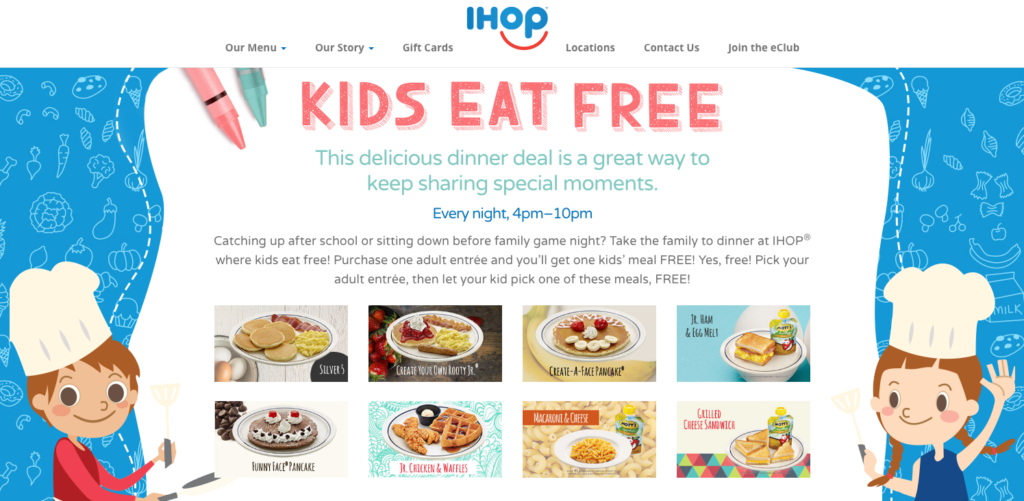 appealing-to-millenial-diners-ihop-kids-eat-free