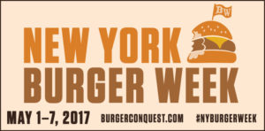 2017 Ny Burger Week Ny Burger Crawl Presented By