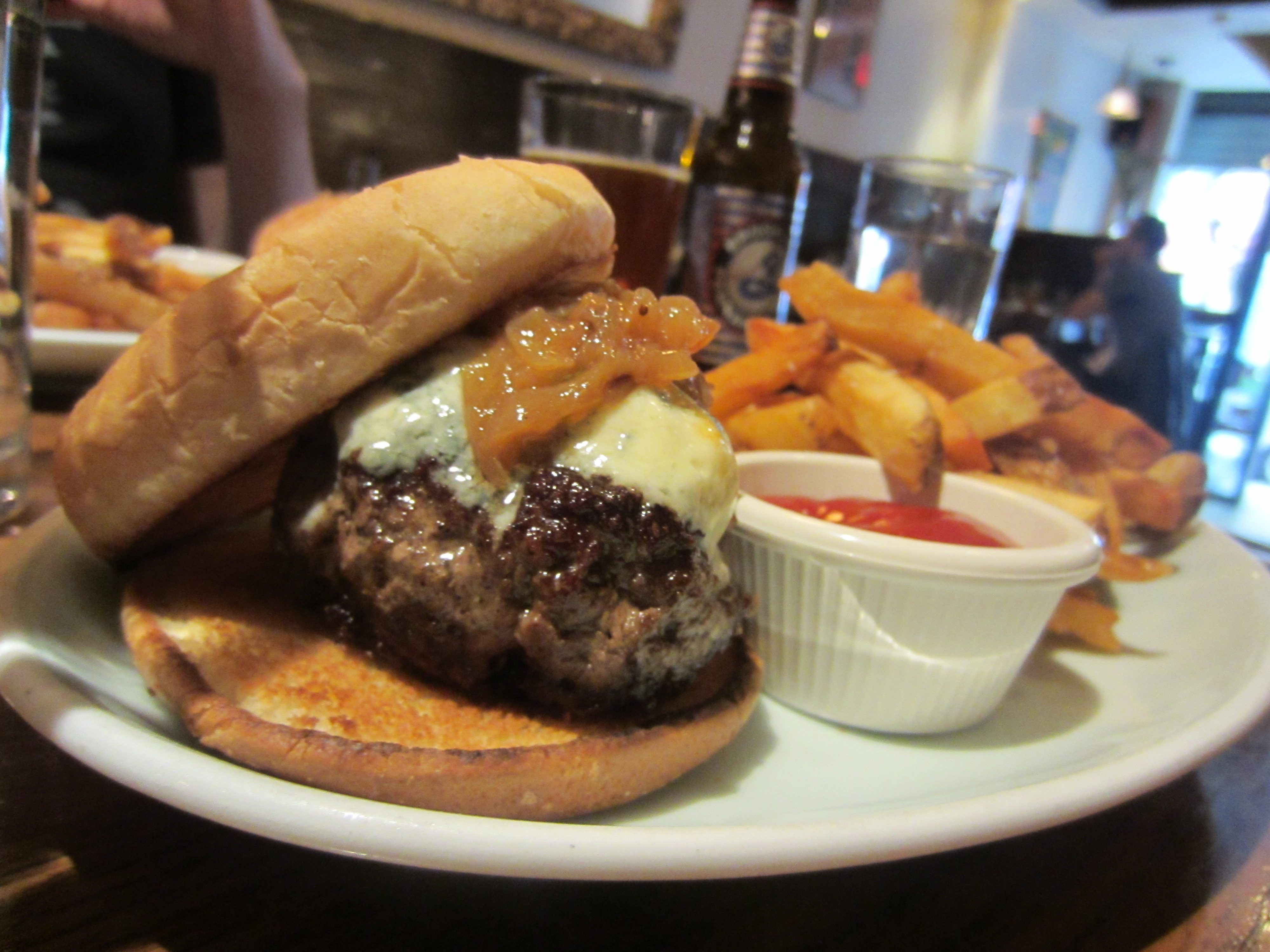 Brindle Room Add To Your To Eat List Now Burger Conquest