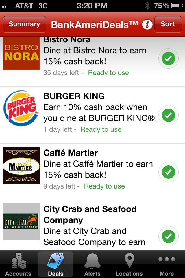 Burger King - BankAmeriDeals With CardlyticsBurger Conquest