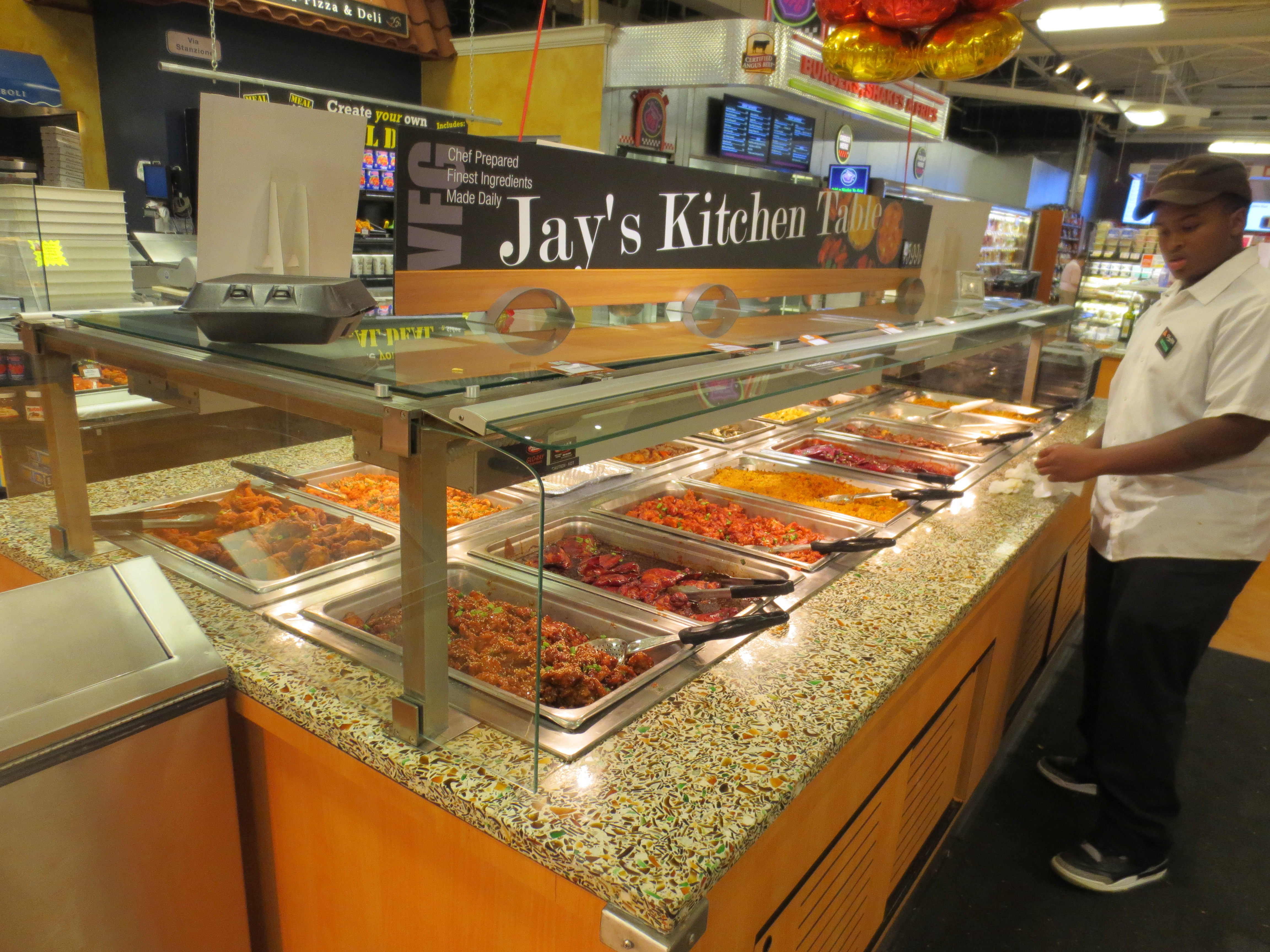 Latest state-of-the-art ShopRite opens in Monmouth County with special emphasis on fresh, prepared foods. Fourth and fifth generation grocers, the Saker family .