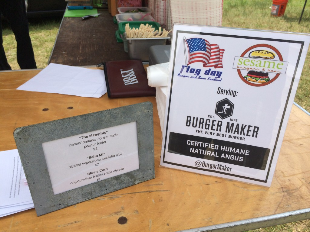 Flag_Day_Burger_and_Beer_Festival_Charletson_SC_Holy_City_Brewing_Burger_Maker_061414_6205