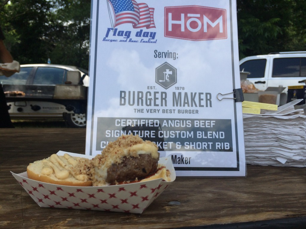 Flag_Day_Burger_and_Beer_Festival_Charletson_SC_Holy_City_Brewing_Burger_Maker_061414_6221