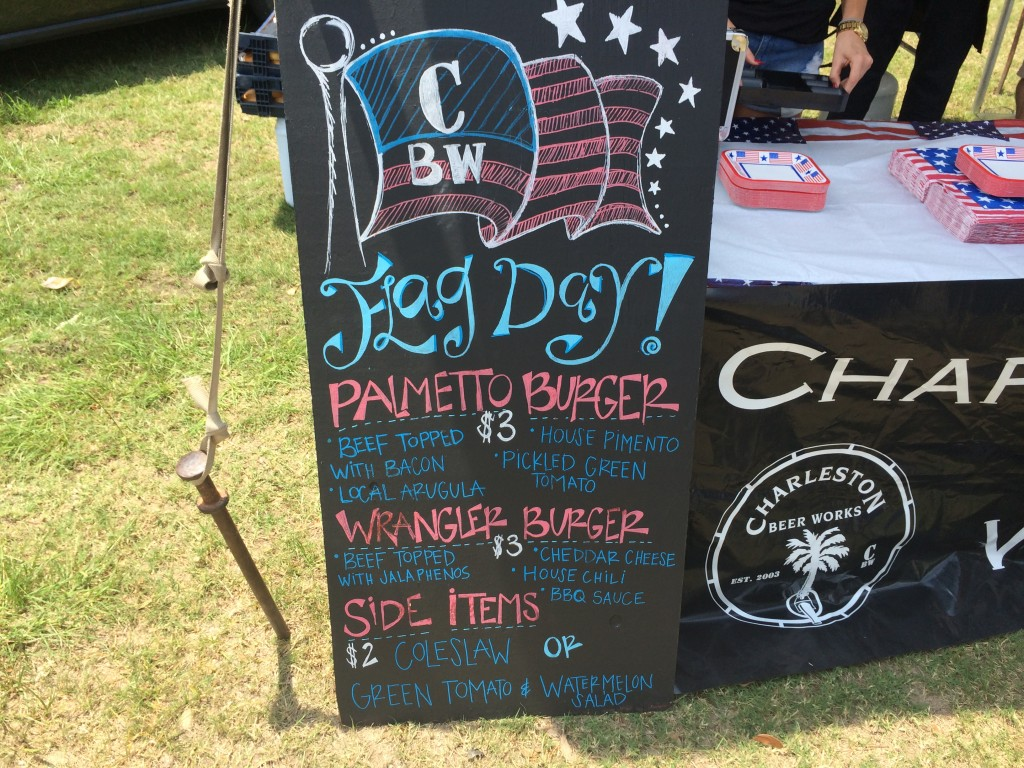 Flag_Day_Burger_and_Beer_Festival_Charletson_SC_Holy_City_Brewing_Burger_Maker_061414_6238