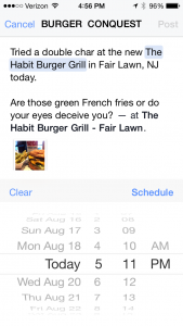 how_to_schedule_facebook_posts_burger_conquest_habit_burger_fair_lawn_nj__0712