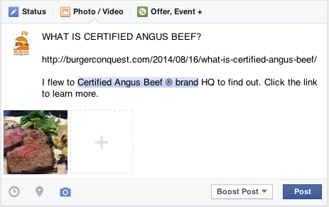 how_to_schedule_facebook_posts_burger_conquest_what_is_certified_angus_beef_ 7.35.53 PM
