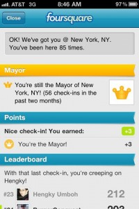 How_to_Become_Mayor_In_Swarm_App_white_star_jersey_city_burger_conquest_foursquare_mayor_of_nyc