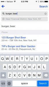 how_to_use_new_foursquare_to_search_for_restaurants_pound_and_pence_burger_conquest_nyc_financial_district_1316