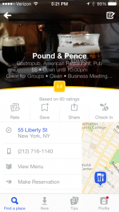 how_to_use_new_foursquare_to_search_for_restaurants_pound_and_pence_burger_conquest_nyc_financial_district_1318