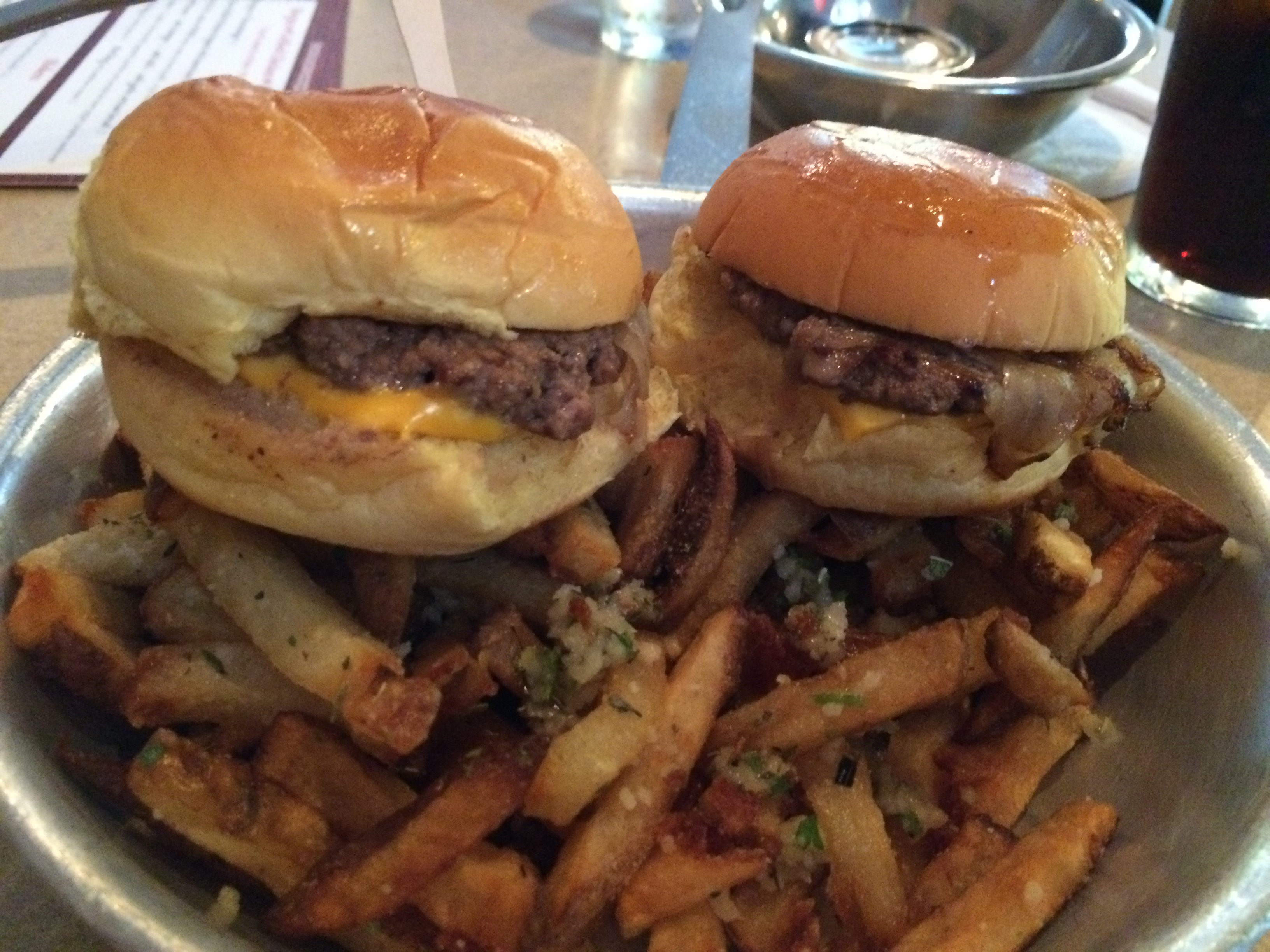 write yelp reviews   good  businessburger conquest