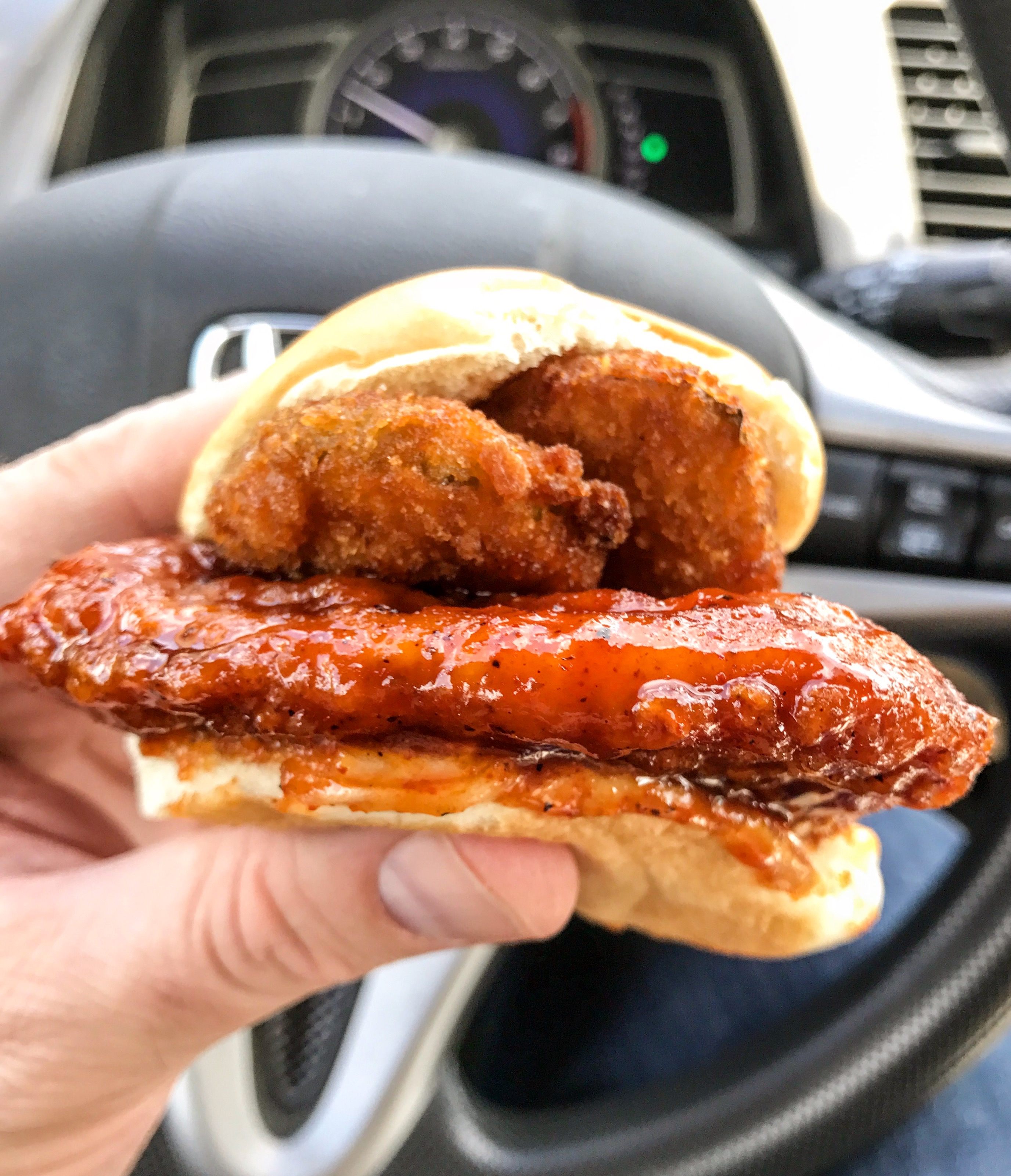 White Castle 2017: The Nashville Hot Chicken From White Castle Is Seriously